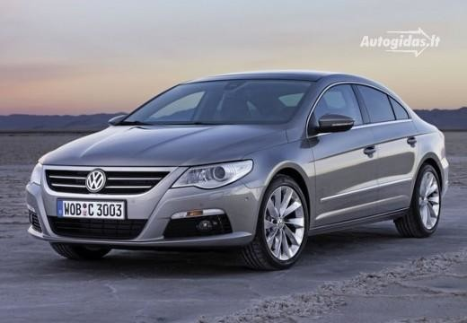 Volkswagen Passat 2008-2011