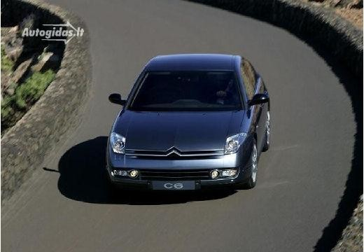 Citroen C6 2009-2012