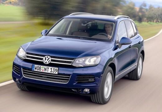 Volkswagen Touareg 2010-2011