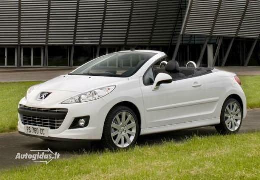 Peugeot 207 2010-2012