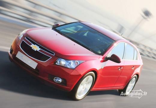 Chevrolet Cruze 2011-2012