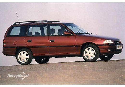 Opel Astra 1991-1993