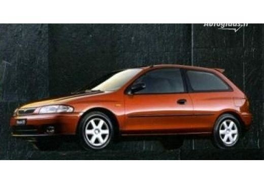 Mazda 323 1997-1998