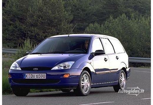 Ford Focus 1999-2001
