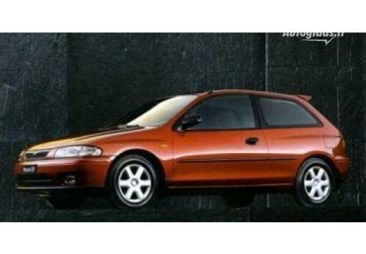 Mazda 323 1997-2000