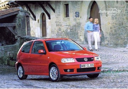 Volkswagen Polo 2000-2001