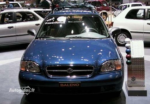 Suzuki Baleno 1998-2002