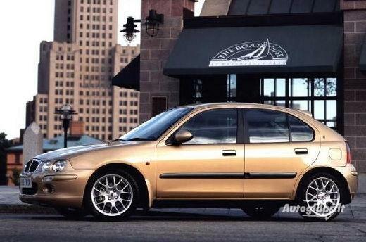 Rover 25 2000-2001