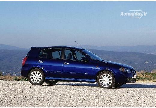 Nissan Almera 2002-2004