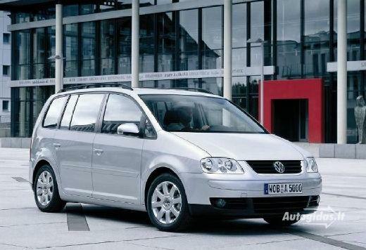 Volkswagen Touran 2003-2004