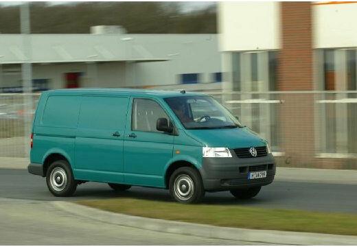 Volkswagen Transporter 2003-2006