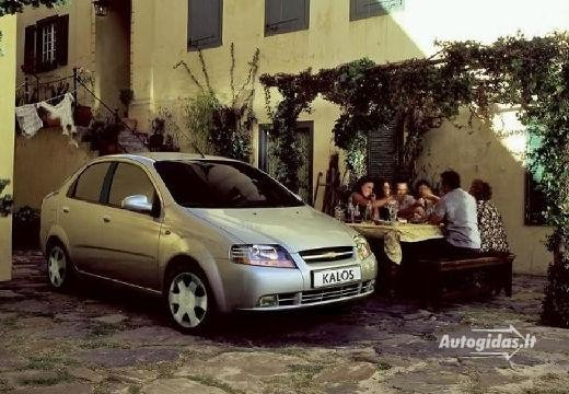 Chevrolet Aveo 2004-2006