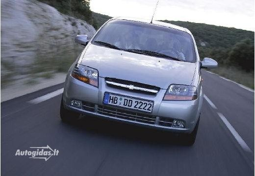 Chevrolet Aveo 2004-2005
