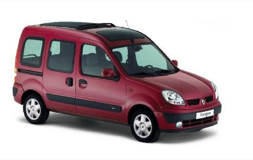 Renault Kangoo 2005-2007