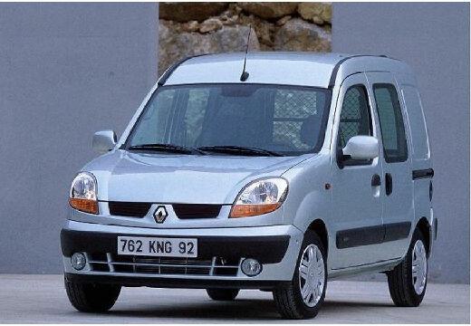 Renault Kangoo 2007-2008