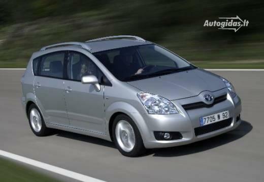 Toyota Corolla 2007-2008