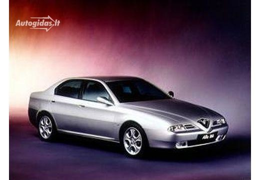 Alfa-Romeo 166 2002-2003