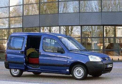 Peugeot Partner 2008-2009