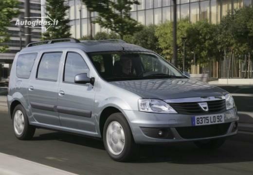 Dacia Logan Van 2007-2009