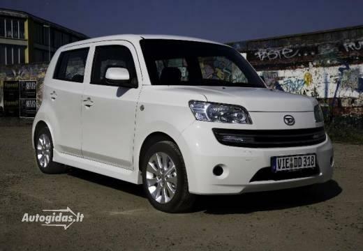 Daihatsu Materia 2008-2011