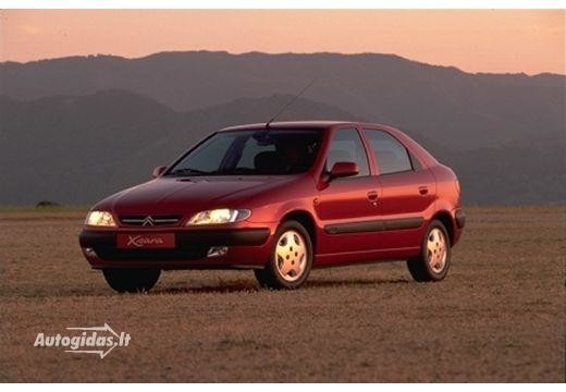 Citroen Xsara 1998-1998