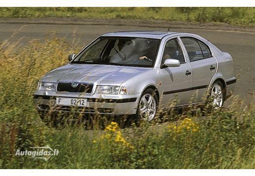 Skoda Octavia 1998-2000
