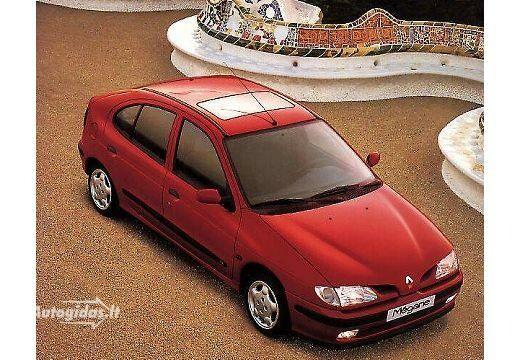 Renault Megane 1998-1998
