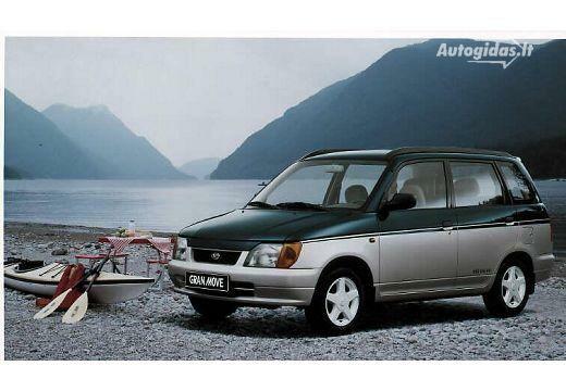 Daihatsu Gran Move 1997-1999