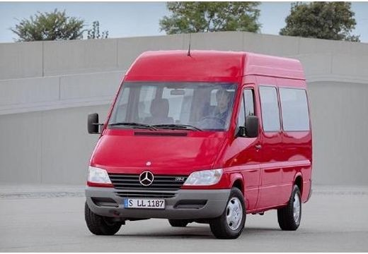 Mercedes-Benz Sprinter 2000-2006