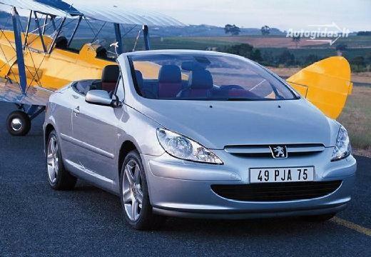 Peugeot 307 2003-2005