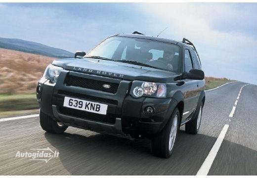 Land-Rover Freelander 2005-2006