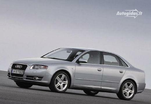 Audi A4 2006-2007