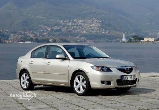 Mazda 3 2007-2008