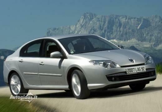 Renault Laguna 2007-2009