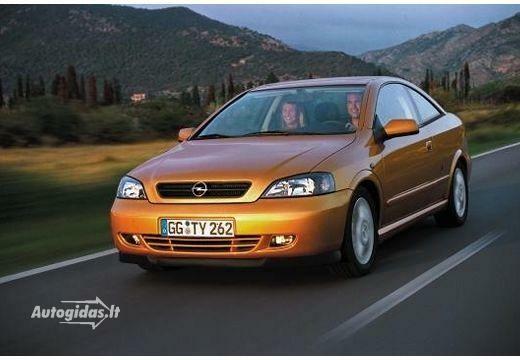 Opel Astra 2000-2000