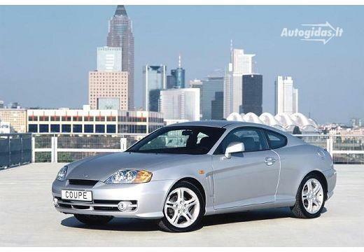 Hyundai Coupe 2002-2004
