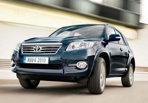 Toyota RAV-4 2010-2011
