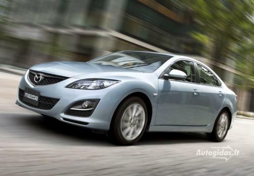 Mazda 6 2010-2013