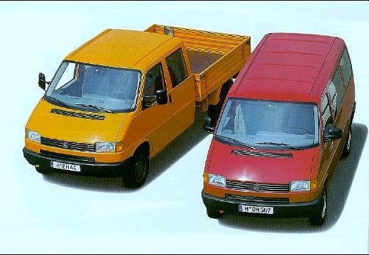 Volkswagen Transporter 2001-2003