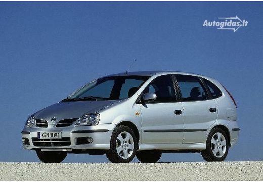 Nissan Almera 2003-2005