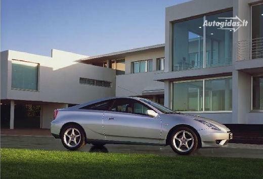 Toyota Celica 2004-2005