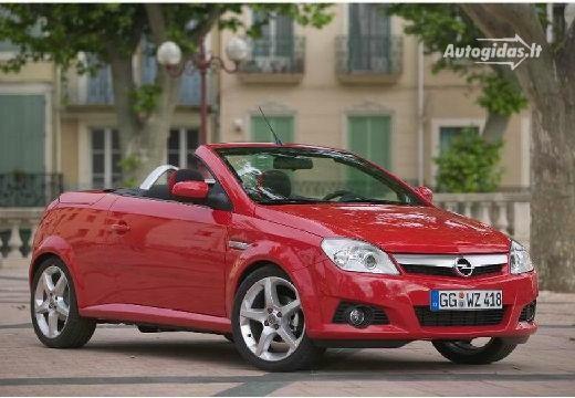 Opel Tigra 2004-2005