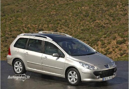 Peugeot 307 2005-2006