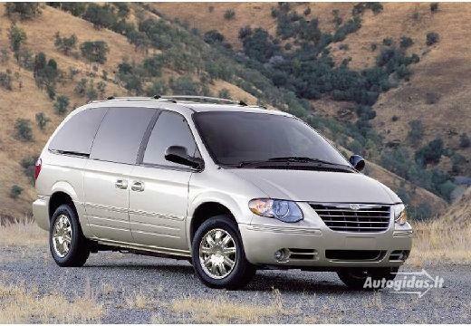 Chrysler Voyager 2007-2008