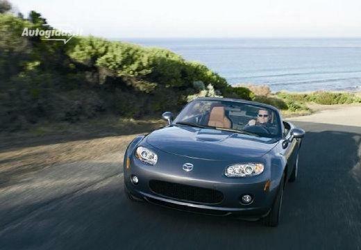 Mazda MX-5 2008-2009
