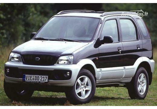 Daihatsu Terios 2004-2006