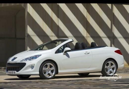 Peugeot 308 2010-2012