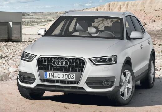 Audi Q3 2011-2014