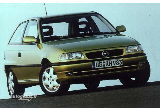 Opel Astra 1994-1997