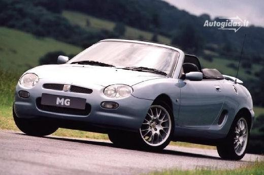 MG F 1996-2002